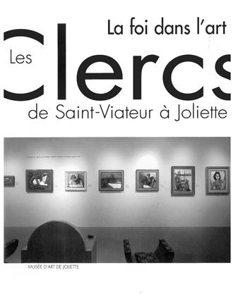 La foi dans l'art : les Clercs de Saint-Viateur à Joliette
