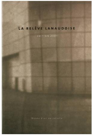 La relève lanaudoise : édition 2001