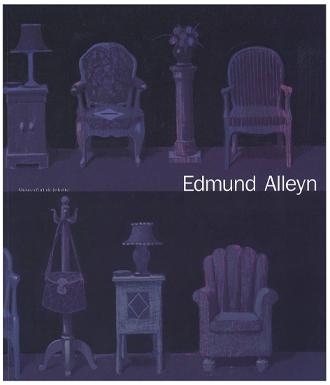 Edmund Alleyn.Les horizons d'attente 1955-1995