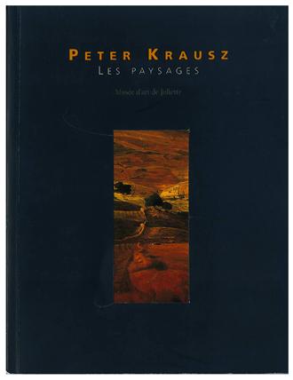 Peter Krausz.Les paysages