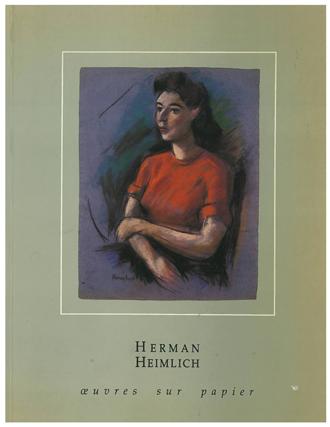 Herman Heimlich.Œuvres sur papier