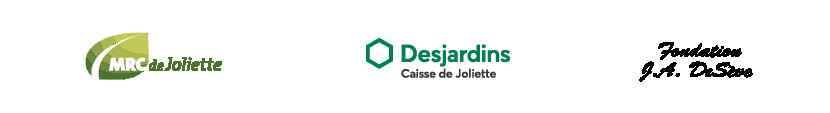 Caisse Desjardins, MRC de Joliette, Fondation J.A. de Sève