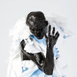 © Adad Hannah. Vue de l'Exposition Reflets et réflexions. Photo : Guillaume Morin.