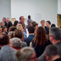 Vernissage, Musée d'art de Joliette, 2019. Photo: Romain Guilbault