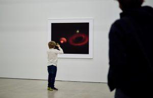 MAJ. Vue de l'exposition de Marina Gadonneix, automne 2019. Photo: Romain Guilbault