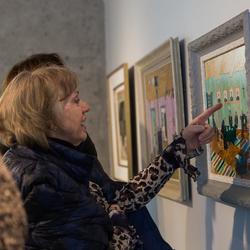Journée créative des ainés 2019, Musée d'art de Joliette. Photo : Romain Guilbault, 2018.