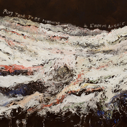 Louise Robert,No78-332, 2009.Huile sur toile,183x203x6cm, don del'artiste.